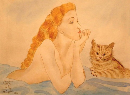 db_Leonard_Tsuguharu_Foujita-_Woman_and_Cat1.jpg